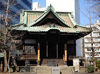 江戸六地蔵で有名な太宗寺